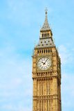 Big Ben Tower in detail Stock Photos