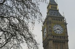 Big ben tower Royalty Free Stock Photography