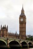 Big Ben tower. July 20, 2015 - London, UK: Color image of Big Ben tower in London, UK Stock Images