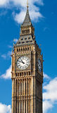 The Big Ben Tower in London on a clear day Royalty Free Stock Photography
