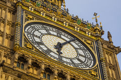 Big Ben Tower Royalty Free Stock Image