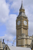 Big Ben tower Royalty Free Stock Photo