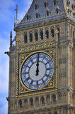 Big Ben tower Stock Photo