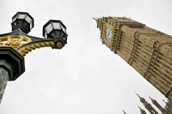 Big Ben tower Royalty Free Stock Images