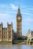 Big Ben tower in London Royalty Free Stock Photography