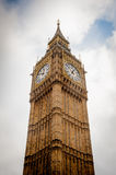 Big Ben tower, London Royalty Free Stock Photography