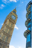 The Big Ben tower Royalty Free Stock Images