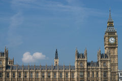 Big ben (UK) Royalty Free Stock Image