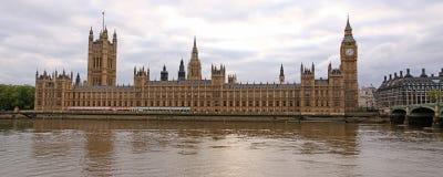 Big Ben- und Westminster-Palast Lizenzfreie Stockfotografie
