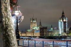 Big Ben under construction, London. UK Royalty Free Stock Image