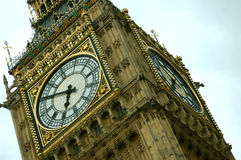 Big Ben up close Royalty Free Stock Photography