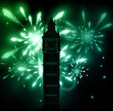 Big Ben vector Royalty Free Stock Photos