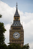 Big-Ben. View on Big-Ben with sky and cloud Royalty Free Stock Photography