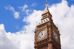 Big Ben von London Lizenzfreie Stockfotografie