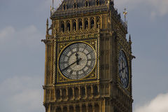 Big ben. Watch of Big Ben Tower in London Royalty Free Stock Images