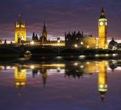 Big Ben, Westminster, London Stock Photos