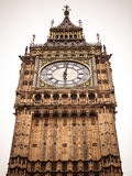 Big Ben in Westminster, London England UK Royalty Free Stock Photo