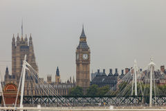 Big Ben in Westminster, London England UK Stock Images