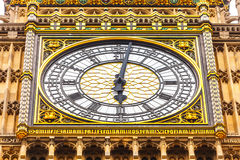 Big Ben in Westminster, London England UK Stock Image