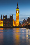 Big Ben, Westminster, London, UK Stock Image