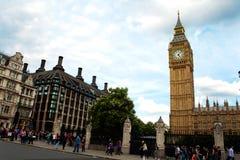 Big Ben Westminster Londra Immagine Stock