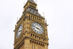 Big Ben a Westminster, Londra immagine stock