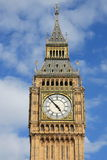 Big Ben, Westminster Palace, London Royalty Free Stock Photo