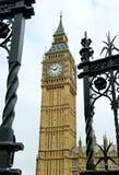 Big Ben in Westminster. Stock Photo