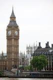 Big Ben y abadía de Westminster Imagenes de archivo