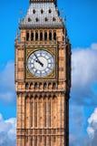 Big Ben zakończenie w górę widoku Obrazy Royalty Free