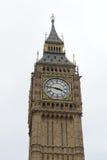 Big Ben Zegarowy wierza Zdjęcie Stock