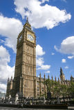 Big Ben zegarowy wierza Westminster London Fotografia Stock
