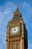 Big Ben in zentralem London lizenzfreies stockfoto