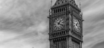 Big Ben. In zoom in Stock Image