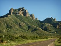 Big Bend 2 Royalty Free Stock Photo