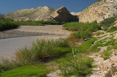 Big Bend National Park Stock Image