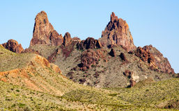 Big Bend National Park Royalty Free Stock Images