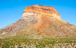 Big Bend National Park. New Mexico Royalty Free Stock Photos