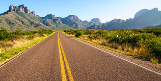 Big Bend National Park Royalty Free Stock Photography
