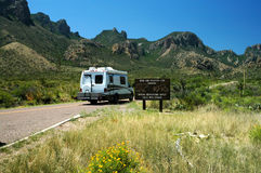 Big Bend National Park Travel Royalty Free Stock Photo