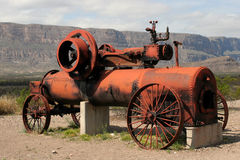 Big Bend Water Pump Royalty Free Stock Photography