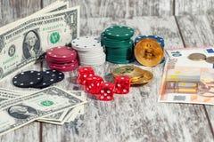 Big Bets On Casino Gambling Accept Any Currencies Dollars Euros