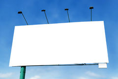 Big billboard Royalty Free Stock Image