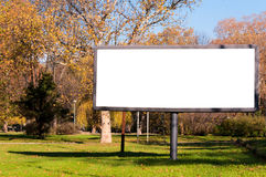 Big billboard Royalty Free Stock Photos