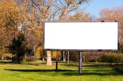 Big billboard Royalty Free Stock Photos