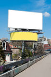 Big billboard Stock Photo
