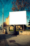 Big billboard Stock Photos