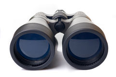 Big black binoculars Royalty Free Stock Image