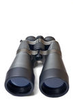 Big black binoculars Royalty Free Stock Photos