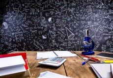 Big blackboard Royalty Free Stock Image